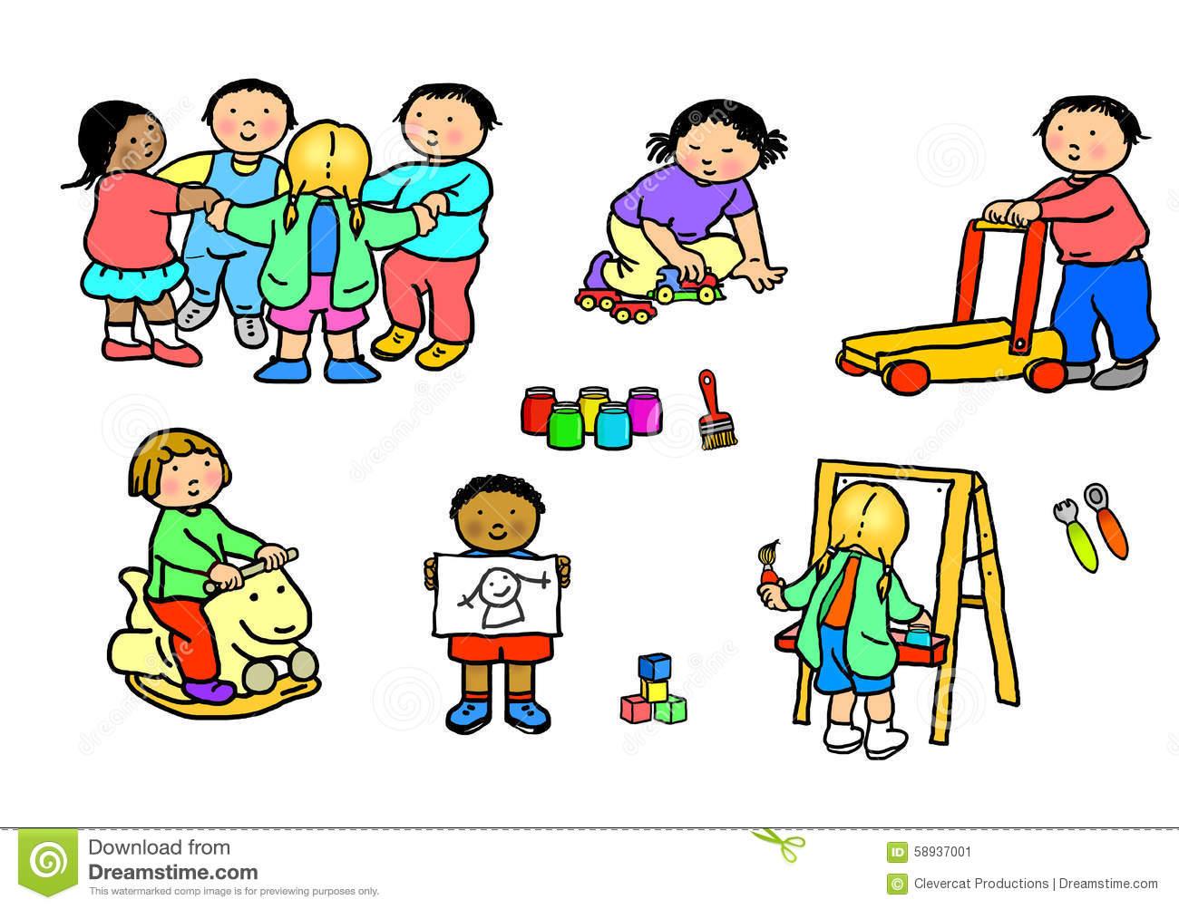 Activities clipart preschool.  collection of free