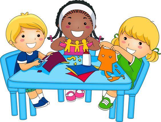 Pin by um mohamed. Activities clipart preschool