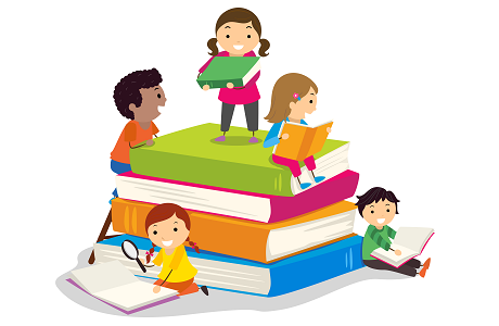 The daily read to. Activities clipart reading