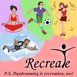 Activities clipart recreational activity. Summer fun