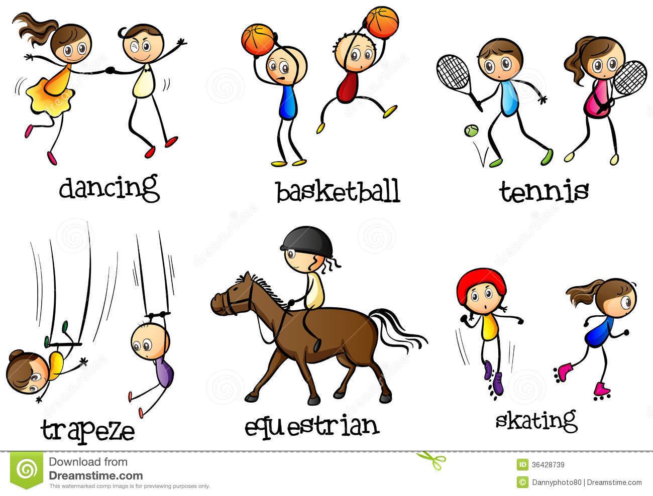 Indoor recreation . Activities clipart recreational activity