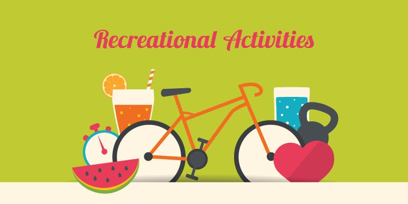 Need for employees especially. Activities clipart recreational activity
