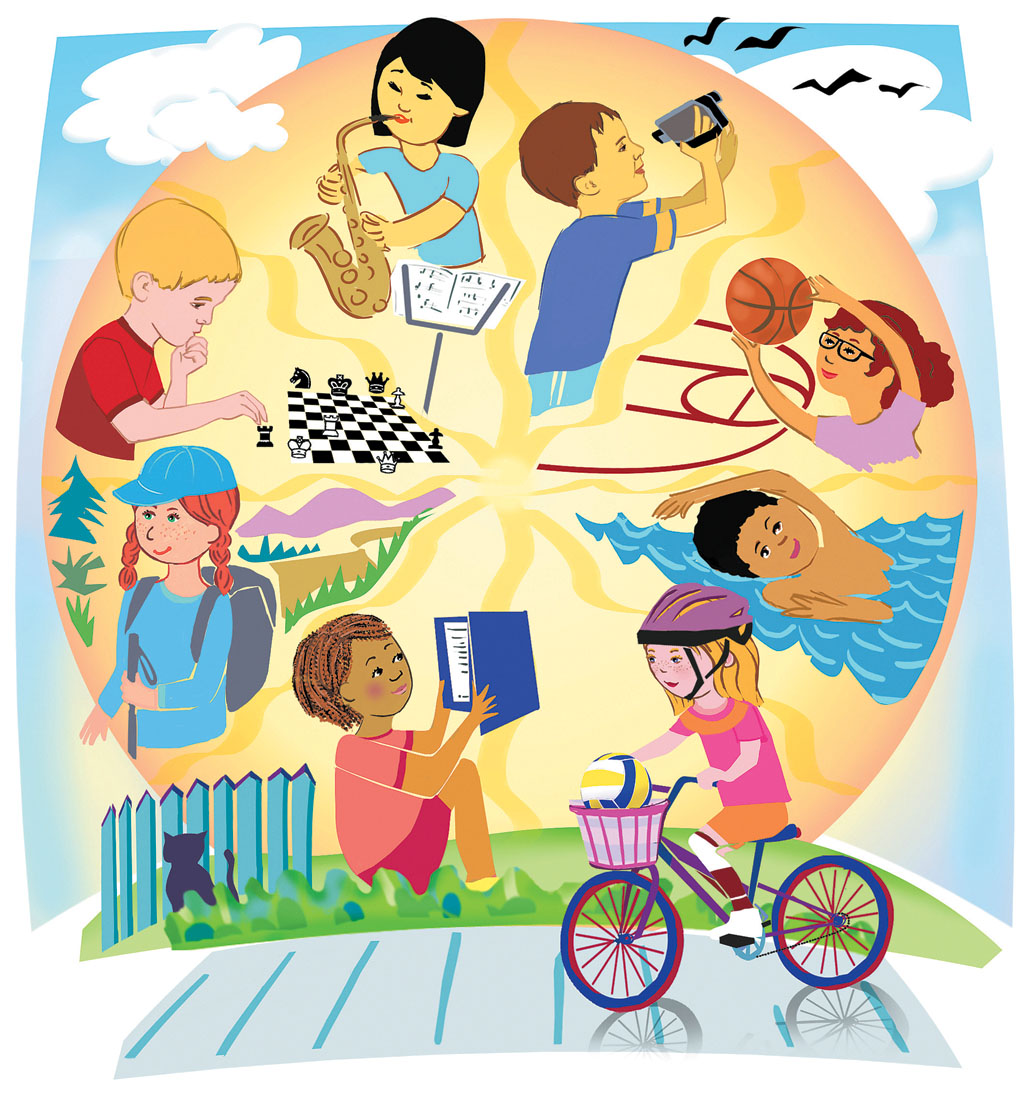 Kids guide albuquerque journal. Activities clipart recreational activity