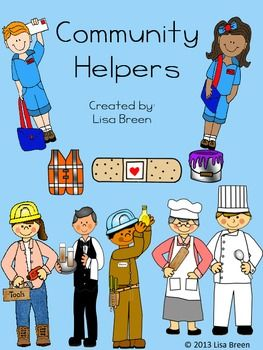 Activities clipart school community.  best helpers images