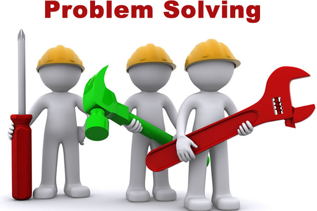 Problem solving outcome based. Activities clipart team building