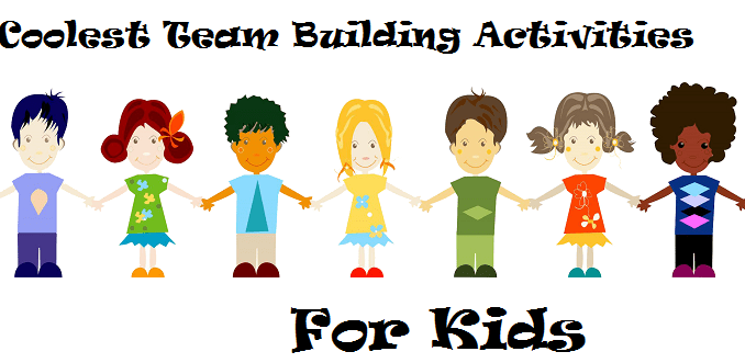 Activities clipart team building.  coolest for kids