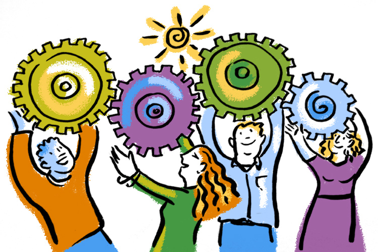 Team building exercises your. Activities clipart teamwork