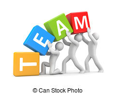 Activities clipart teamwork. Team work group and