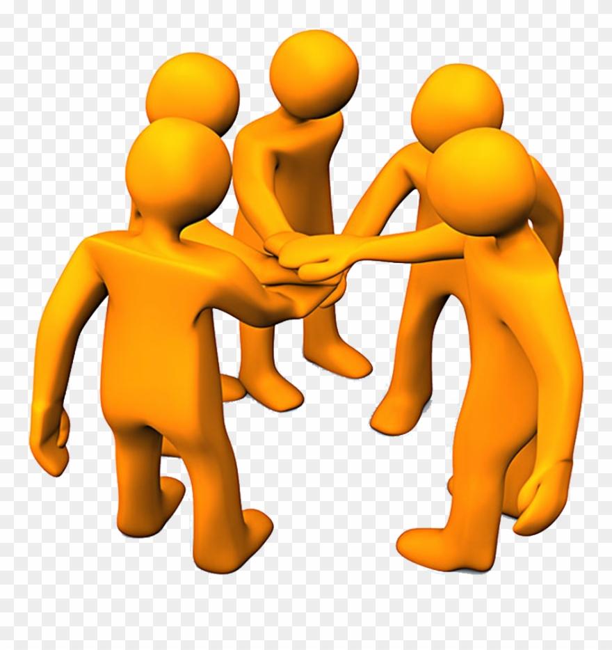 Hand clipart team. Teamwork work png download