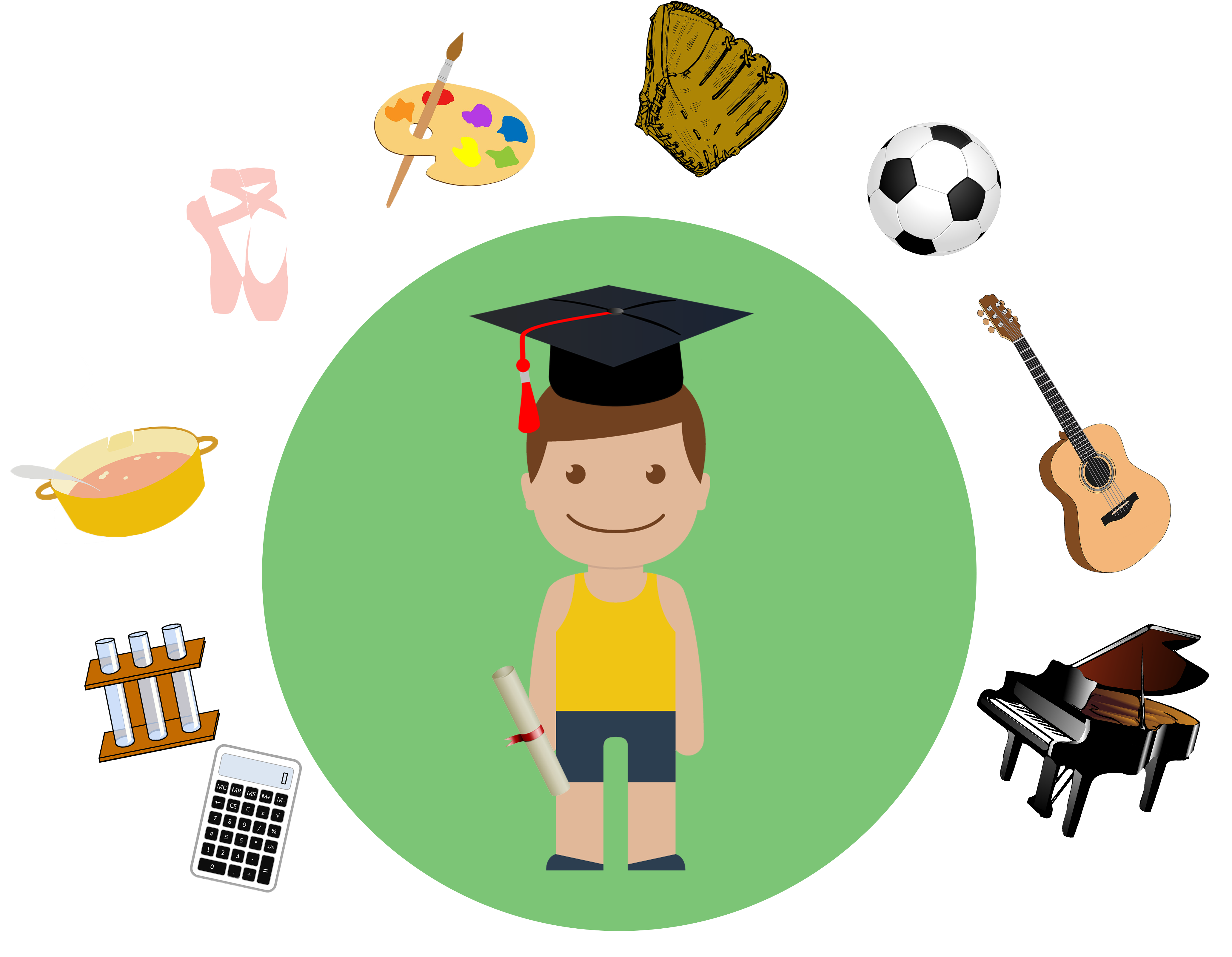 Clipart definition activity.  collection of extra
