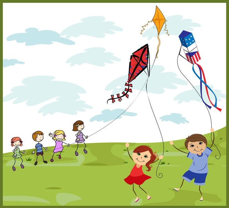 Windy clipart activity. Day activities portal