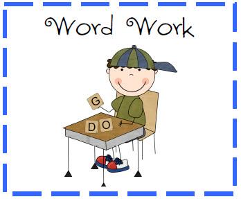 Spectacular design work free. Activities clipart word