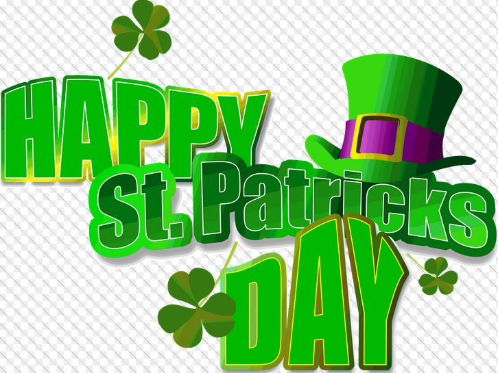 Activities clipart word.  st patricks day