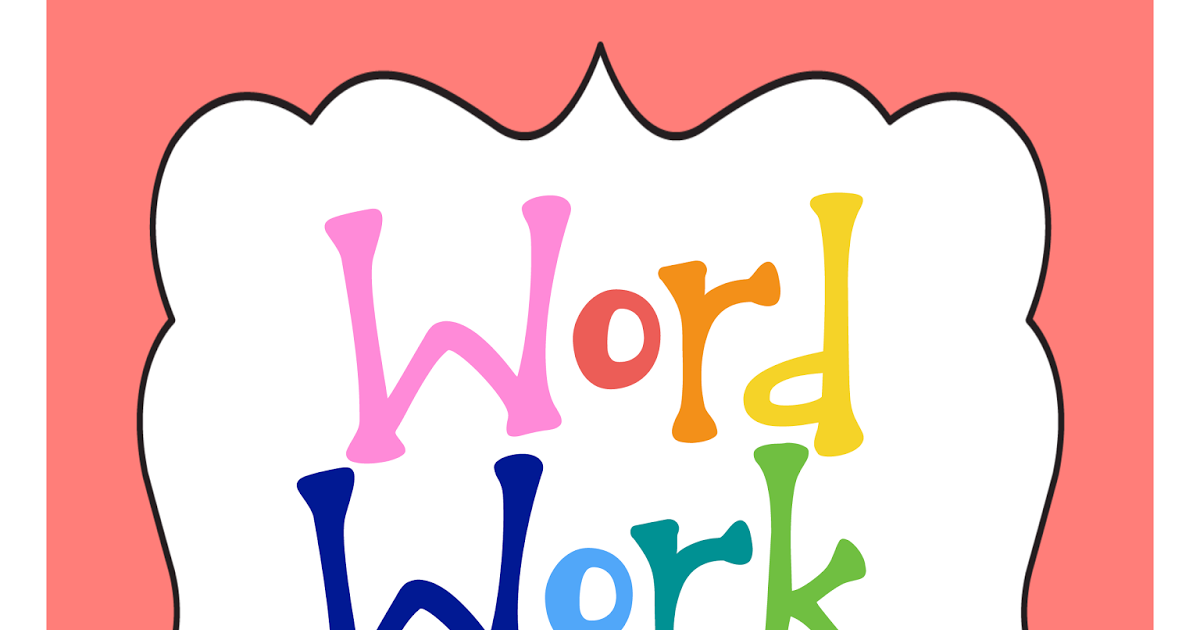 Activities clipart word. Work clip art net