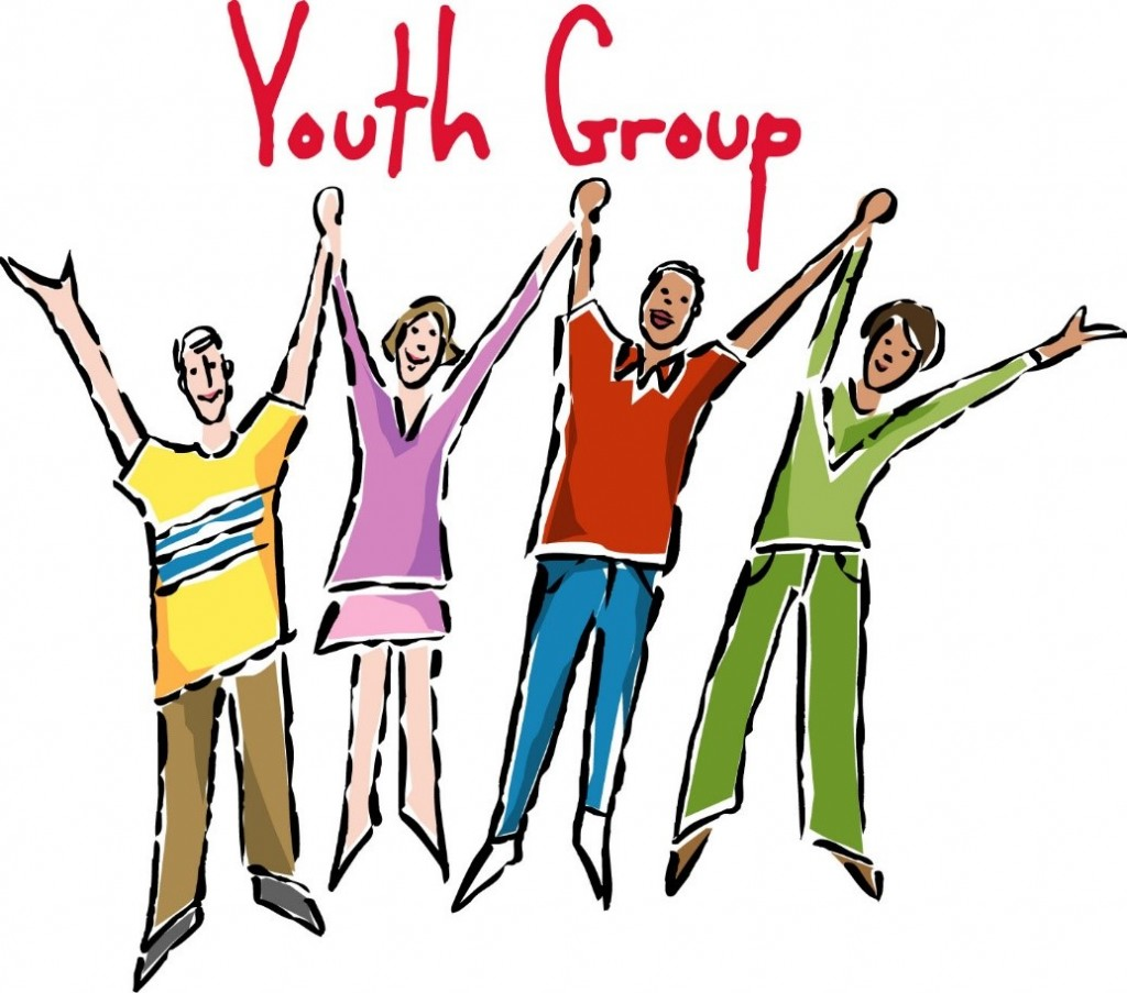Group st paul evangelical. Activities clipart youth