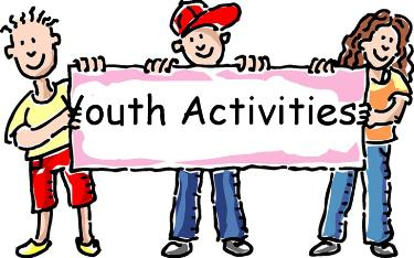 Activities clipart youth. Maize in july rural