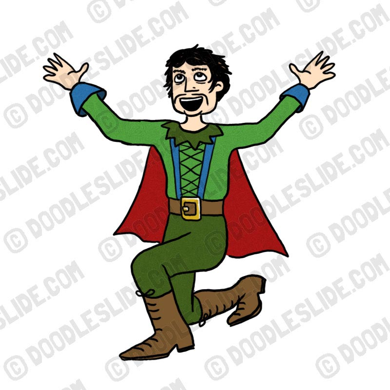 Station . Actor clipart