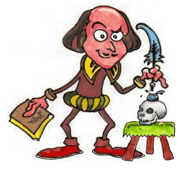 Brush up your shakespeare. Actor clipart actor shakespearean