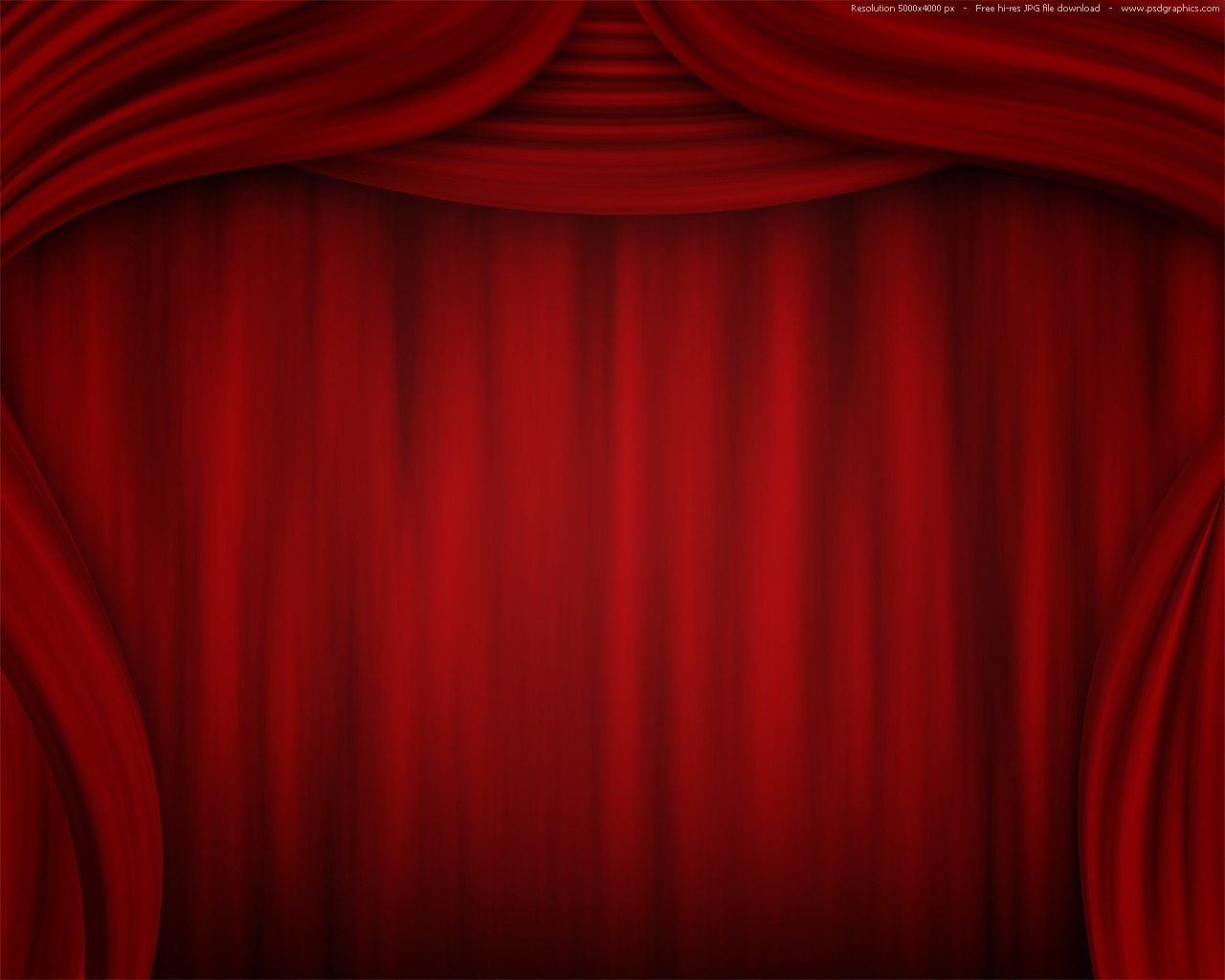 Curtains stage pencil and. Actor clipart background