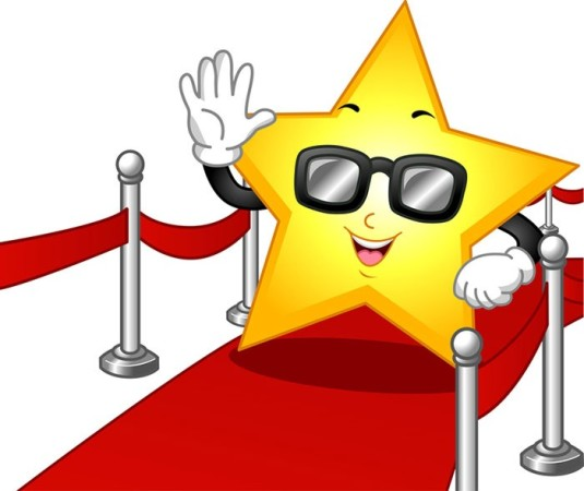 Actor clipart celebrity. Write about if you
