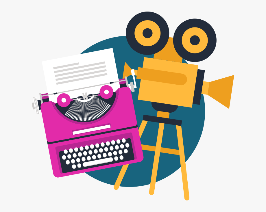 Actor chair icon png. Writer clipart script writer