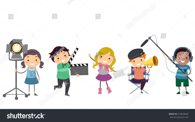 Actor clipart child actor. Children acting portal