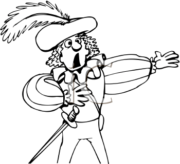 Actor clipart dramatization. Acting out history ch