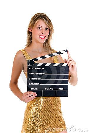 Hollywood actress stock panda. Actor clipart female actor