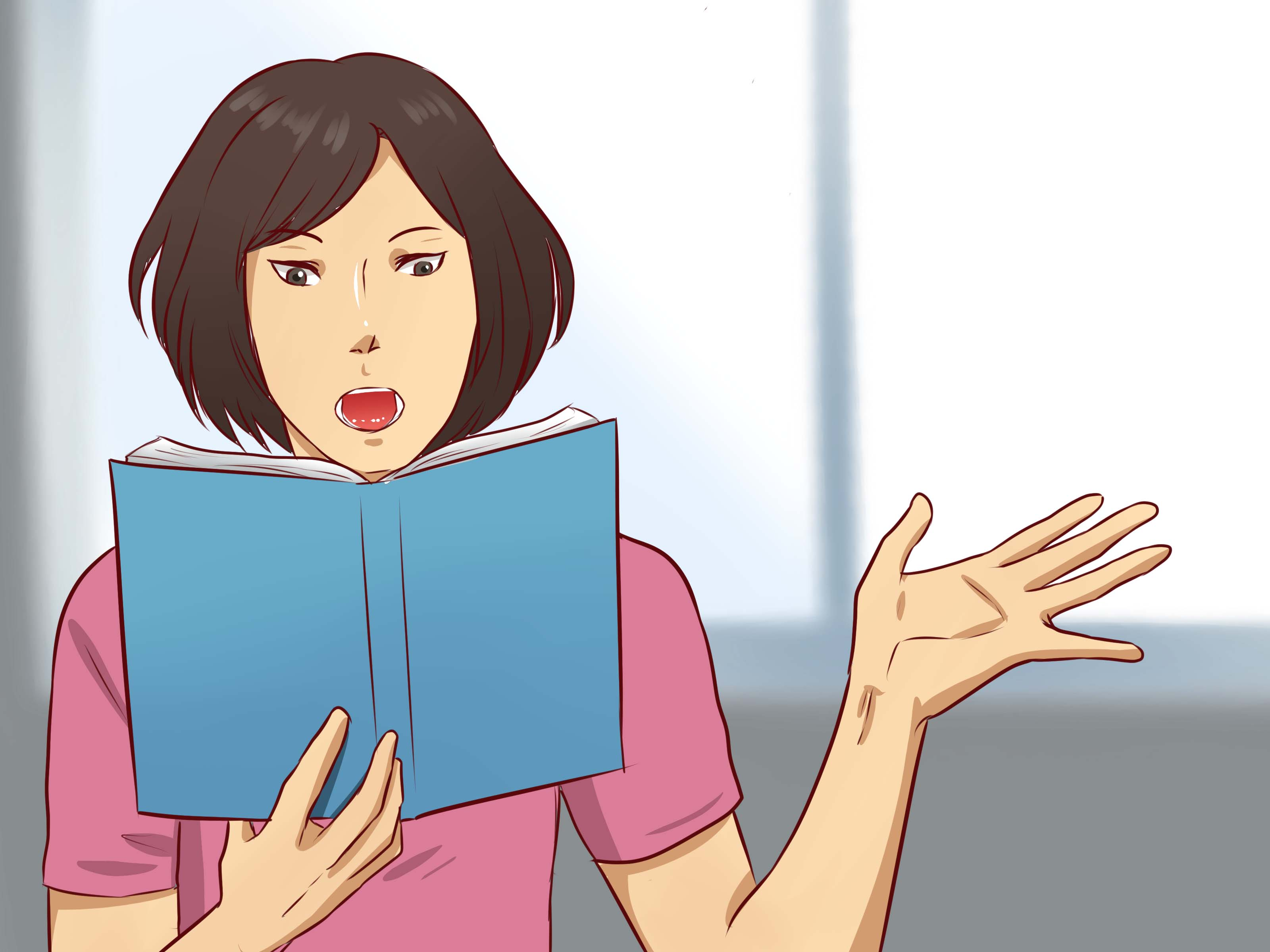 Actor clipart female actor.  ways to be