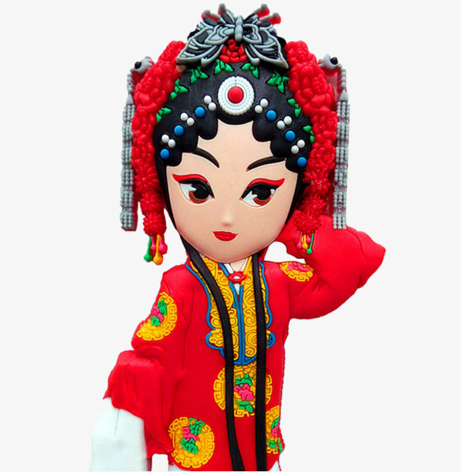 Actor clipart female actor. Chinese opera style cartoon