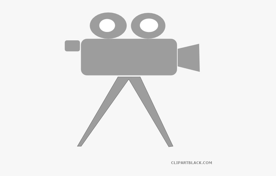 Recorder video camera clip. Actor clipart film actor