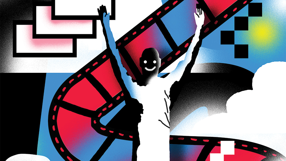 Actor clipart film editor. Editors on tools that