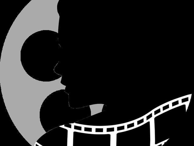Free download clip art. Actor clipart film editor