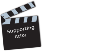 Supporting clip art at. Actor clipart movie actor