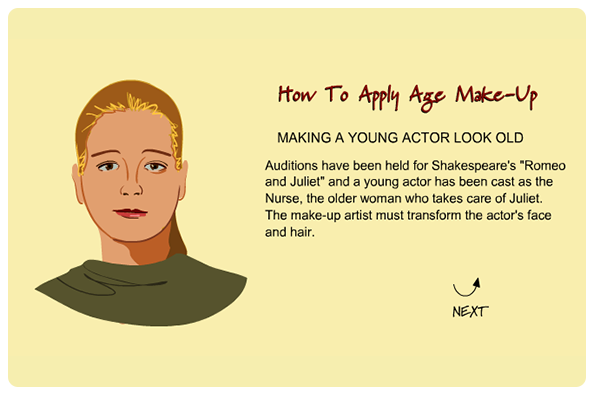 Actor clipart plays shakespeare. Dressing room how to
