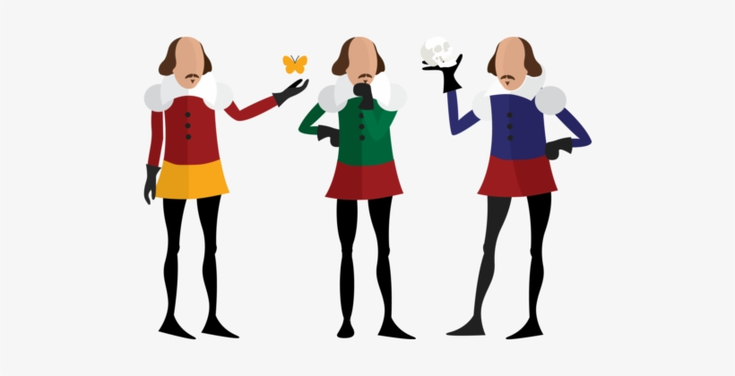 Taming of the shrew. Actor clipart plays shakespeare