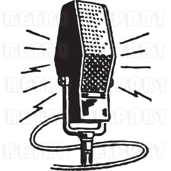 Thereal ep featuring dale. Actor clipart radio