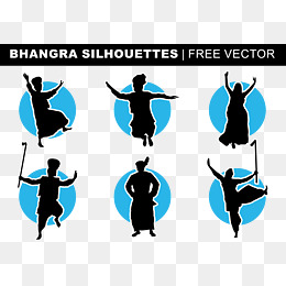 Actor clipart silhouette. Bollywood png vectors psd
