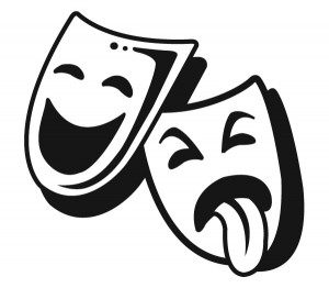 Actor clipart theater actor. Acting and for children