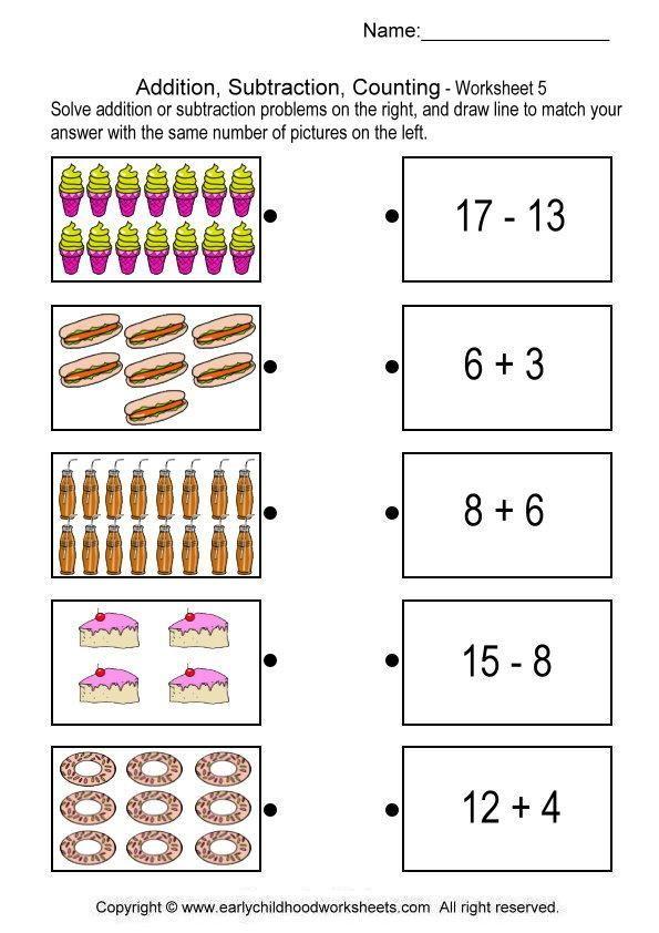 Addition clipart 1st grade math, Addition 1st grade math ...