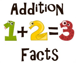 Cilpart exclusive design facts. Addition clipart