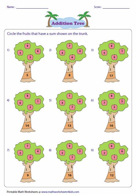 Single digit worksheets singledigit. Addition clipart addition equation