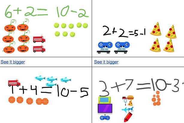 th grade math. Addition clipart addition equation