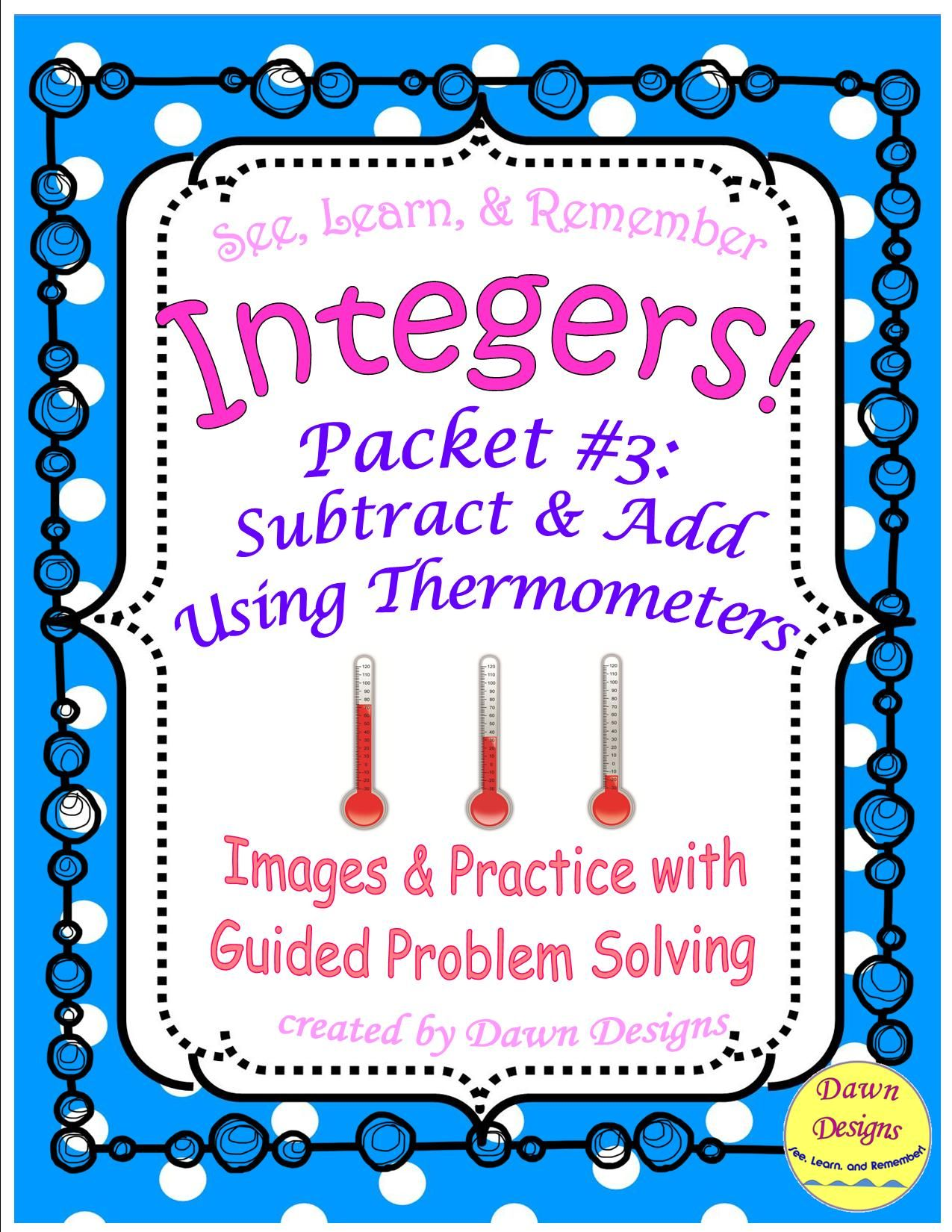 Addition clipart addition integer. Worksheet subtract and add