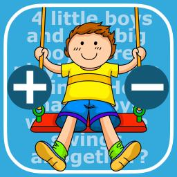 Addition clipart addition problem. Math word problems and