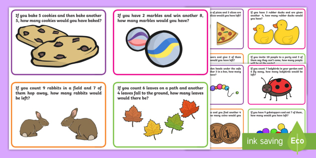 And subtraction to word. Addition clipart addition problem