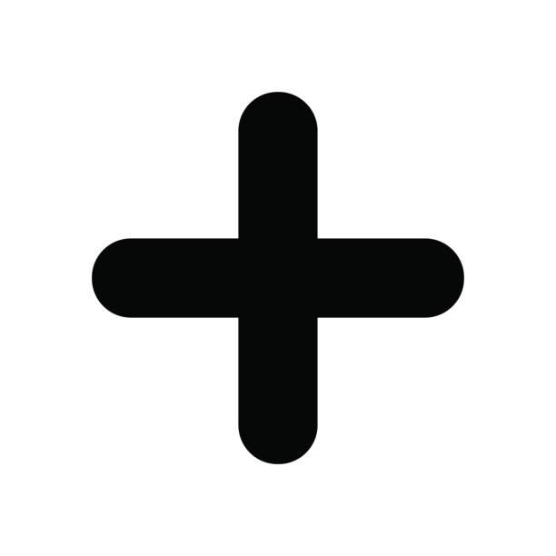 Station . Addition clipart addition symbol