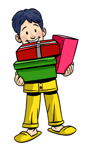 Addition clipart boy. Free christmas new for