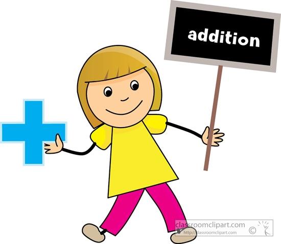 Addition clipart cartoon. Station