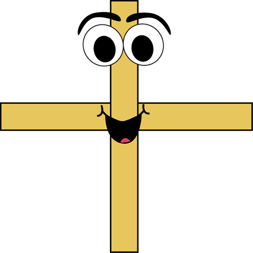 Plus and minus signs. Addition clipart cartoon